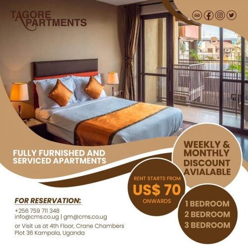 Tagore Apartments offer